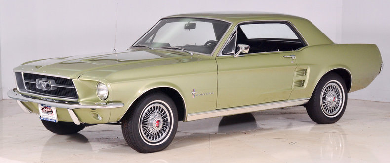 1967 Ford Mustang Image 45