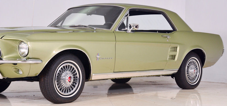 1967 Ford Mustang Image 39