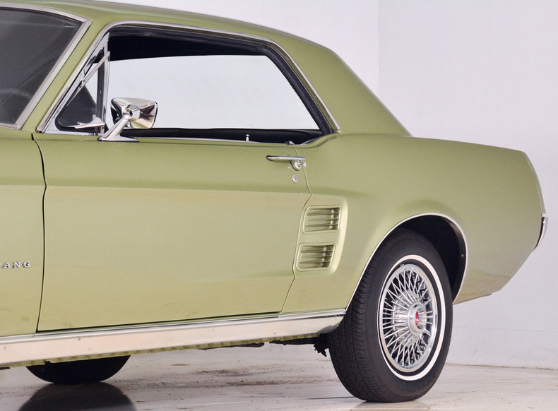 1967 Ford Mustang Image 71