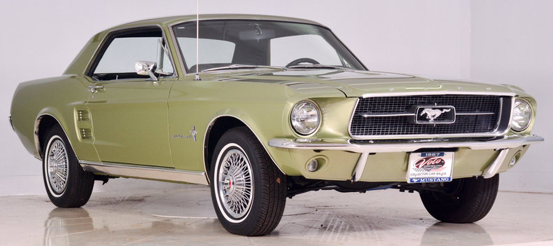 1967 Ford Mustang Image 7