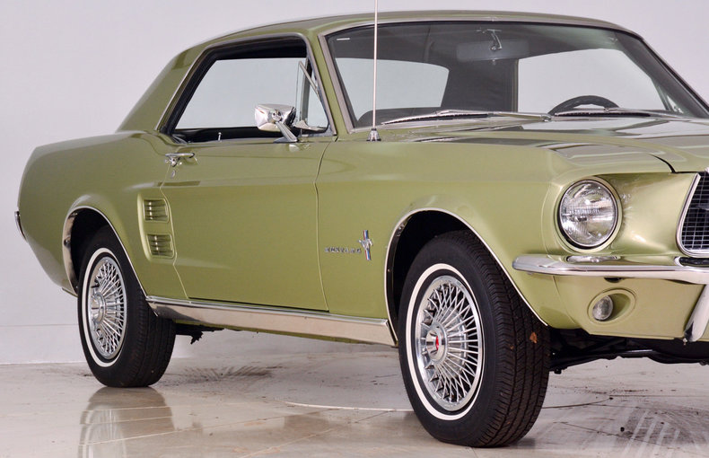 1967 Ford Mustang Image 62