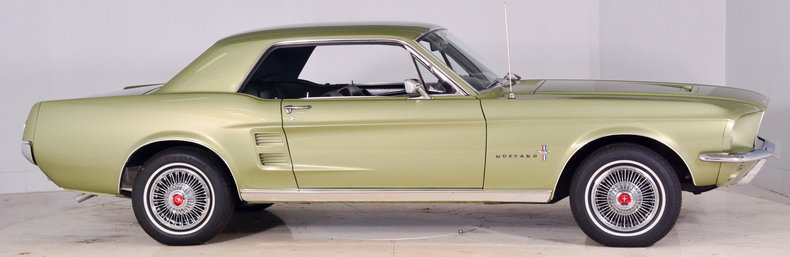 1967 Ford Mustang Image 76