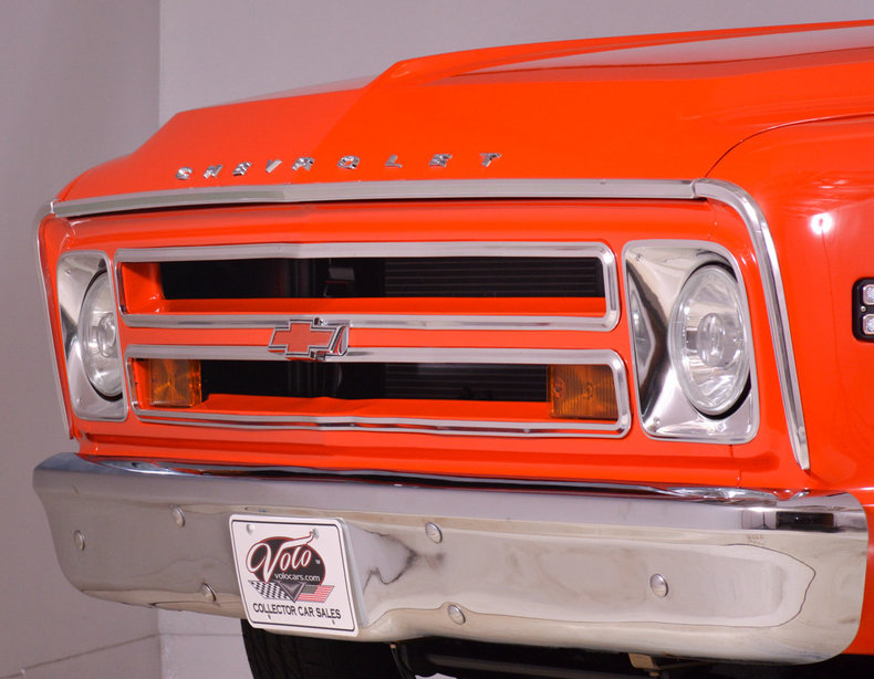 1968 Chevrolet C10 Image 57