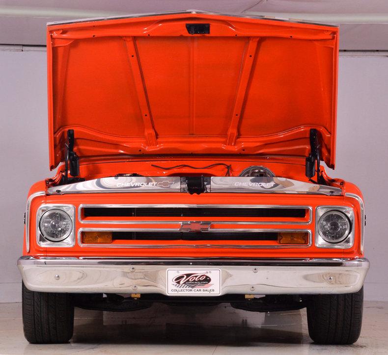 1968 Chevrolet C10 Image 75