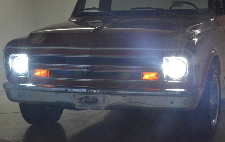 1968 Chevrolet C10 Image 70