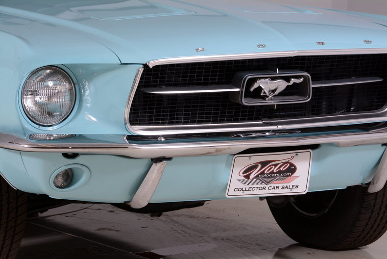 1967 Ford Mustang Image 34