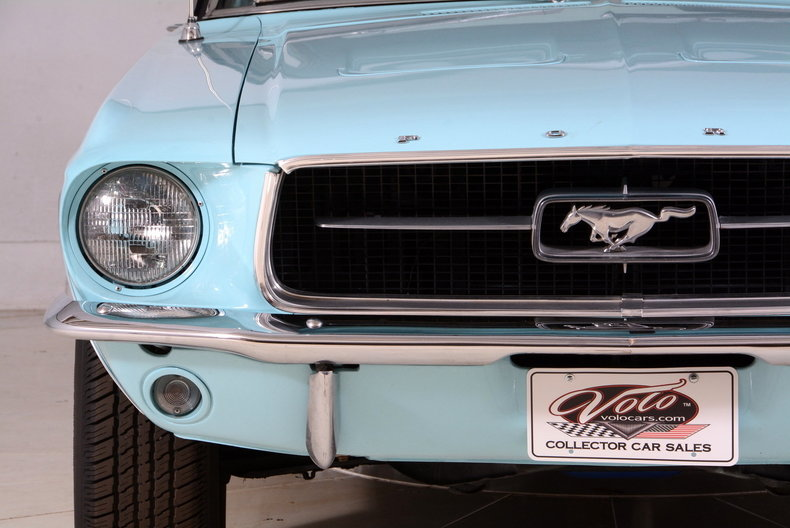 1967 Ford Mustang Image 85