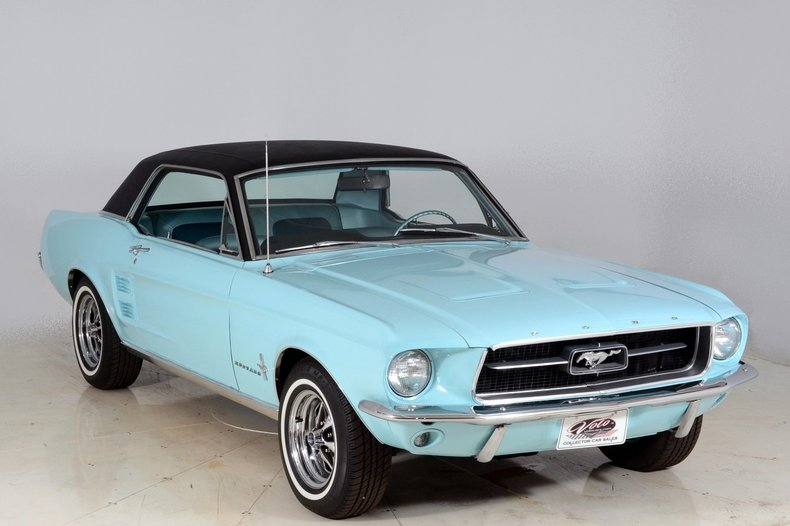 1967 Ford Mustang Image 92