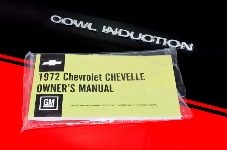 1972 Chevrolet Chevelle Image 42