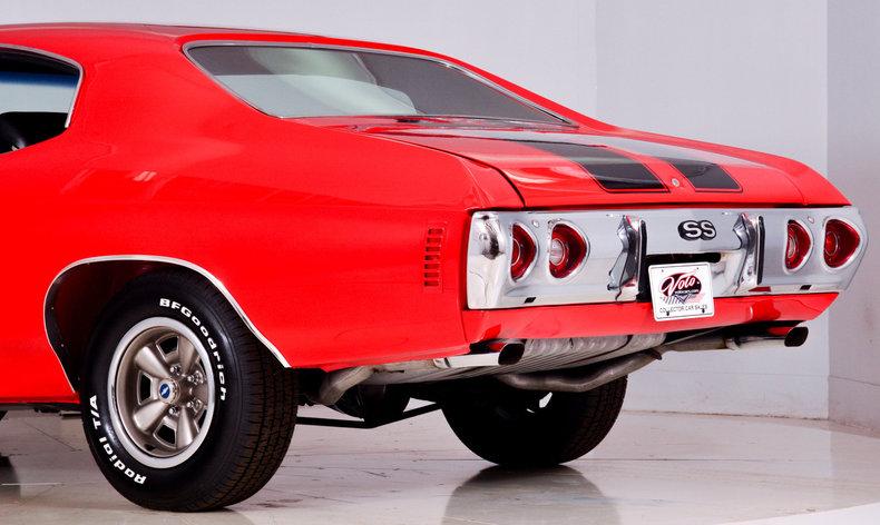 1972 Chevrolet Chevelle Image 52