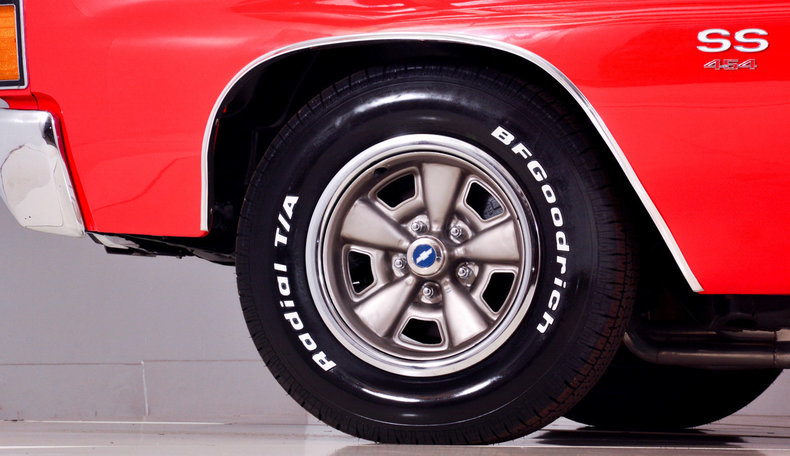 1972 Chevrolet Chevelle Image 55