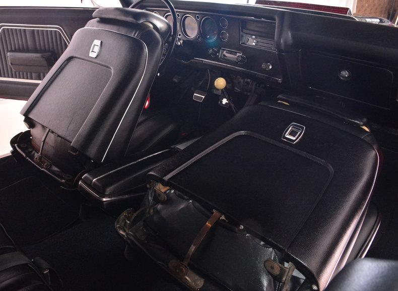 1972 Chevrolet Chevelle Image 61