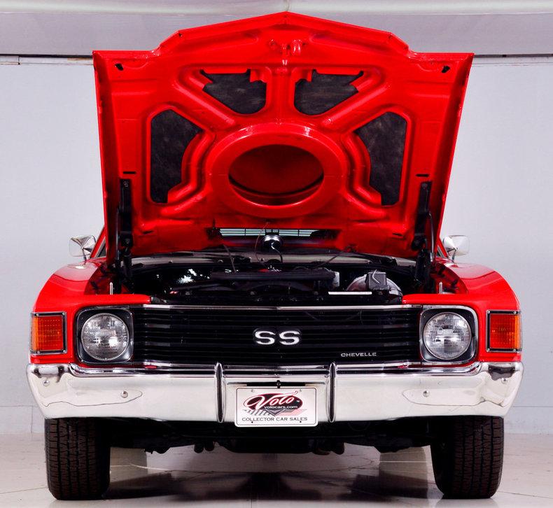 1972 Chevrolet Chevelle Image 34