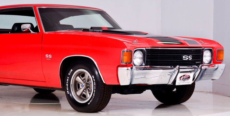1972 Chevrolet Chevelle Image 47