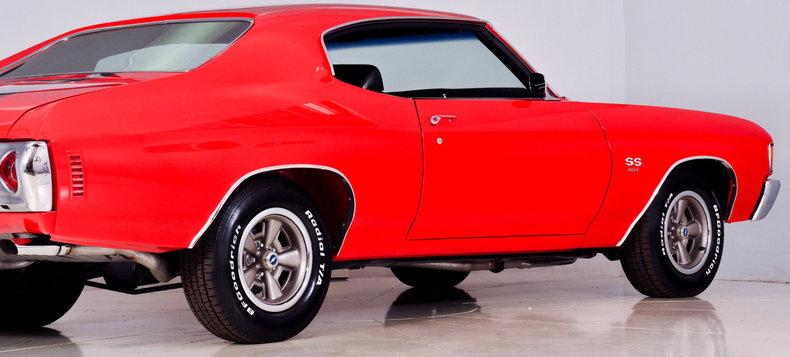 1972 Chevrolet Chevelle Image 74