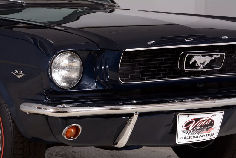 1966 Ford Mustang Image 43