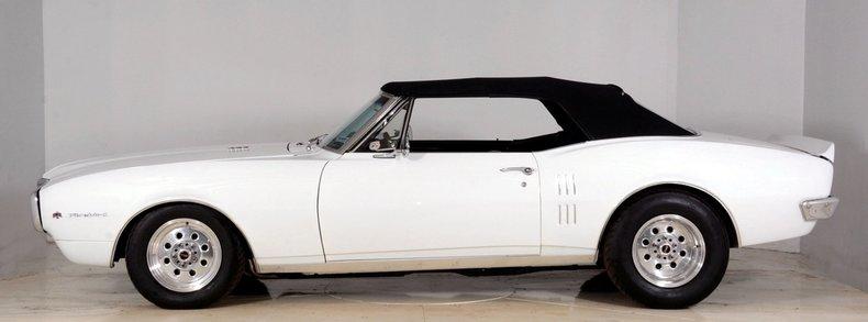 1967 Pontiac Firebird Image 14