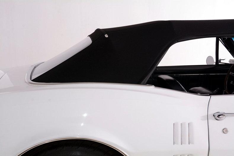 1967 Pontiac Firebird Image 19