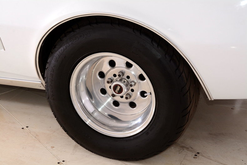 1967 Pontiac Firebird Image 43