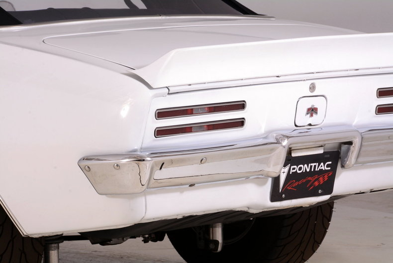 1967 Pontiac Firebird Image 51