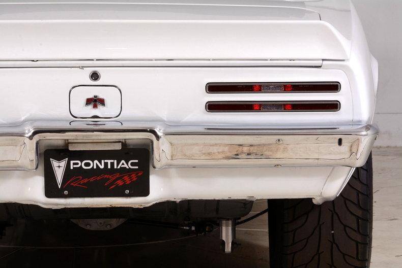 1967 Pontiac Firebird Image 62