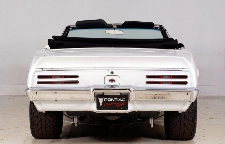 1967 Pontiac Firebird Image 75