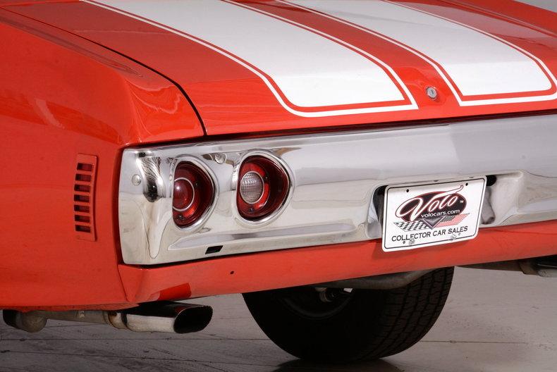 1972 Chevrolet Chevelle Image 12