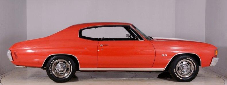 1972 Chevrolet Chevelle Image 23