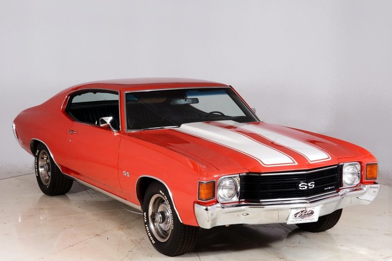 1972 Chevrolet Chevelle Image 59