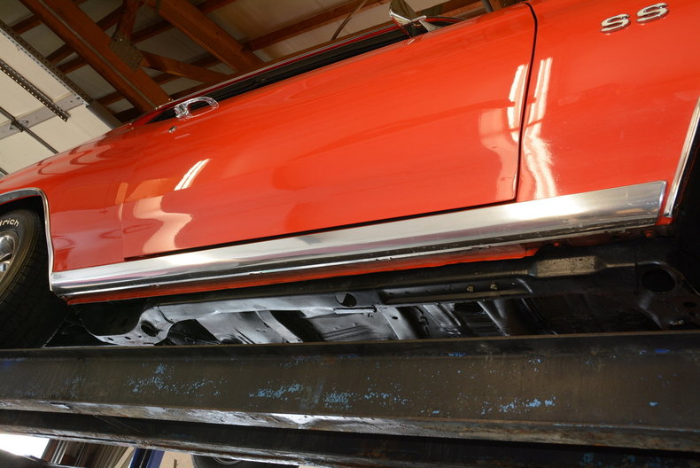 1972 Chevrolet Chevelle Image 78
