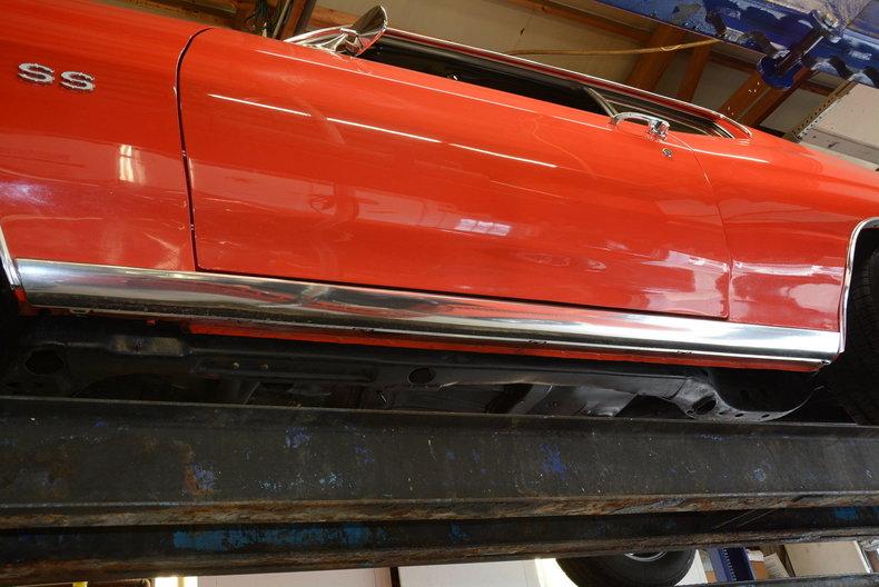 1972 Chevrolet Chevelle Image 79