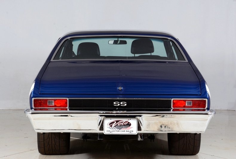 1970 Chevrolet Nova Image 25