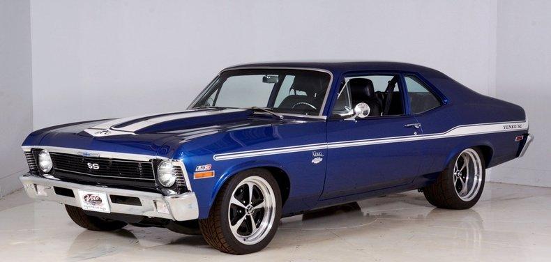 1970 Chevrolet Nova Image 49