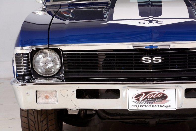 1970 Chevrolet Nova Image 64