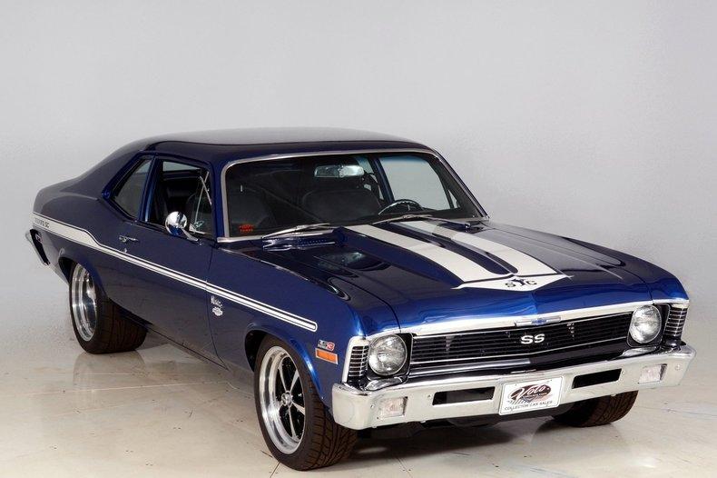 1970 Chevrolet Nova Image 78