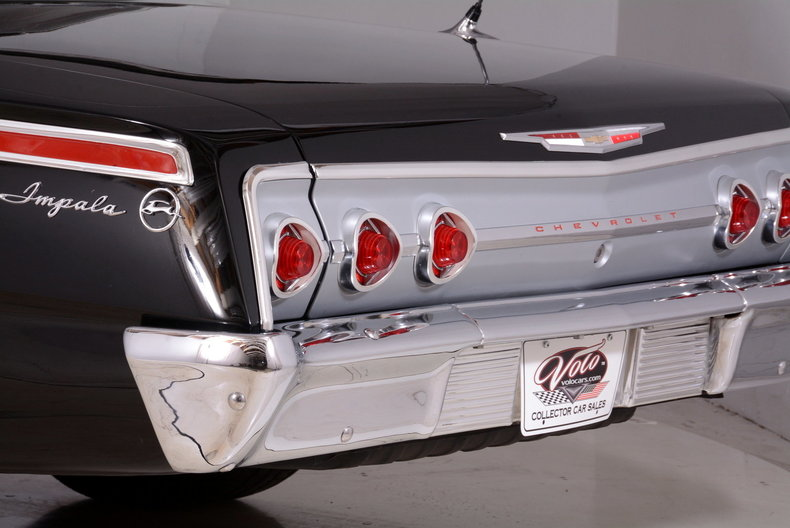 1962 Chevrolet Impala Image 8