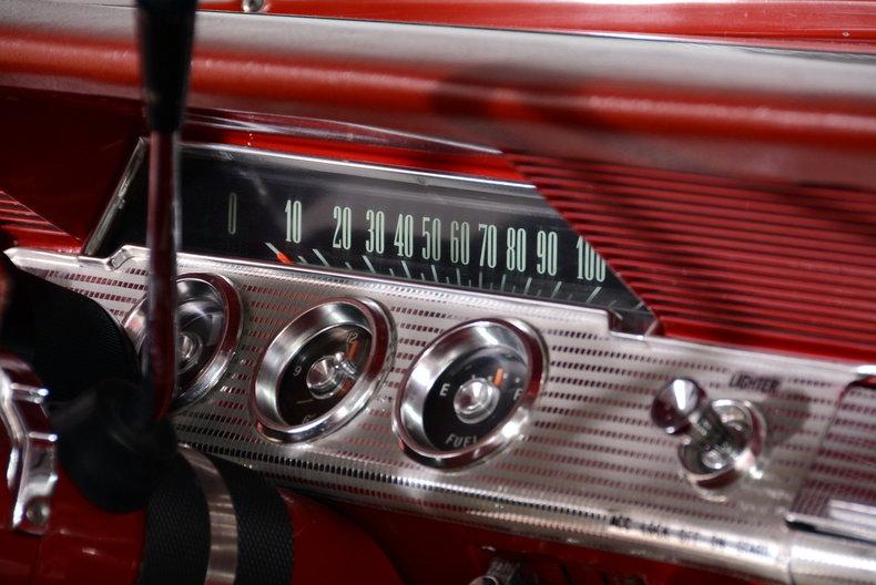 1962 Chevrolet Impala Image 21