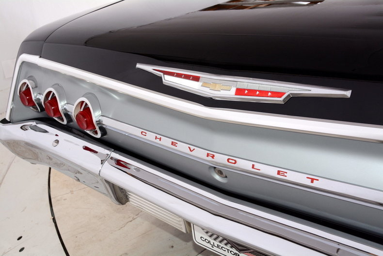 1962 Chevrolet Impala Image 22
