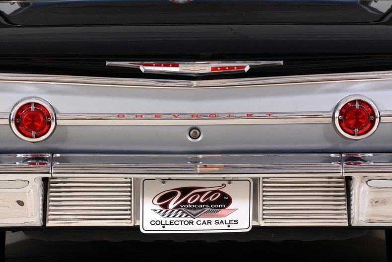 1962 Chevrolet Impala Image 35