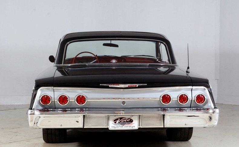 1962 Chevrolet Impala Image 37