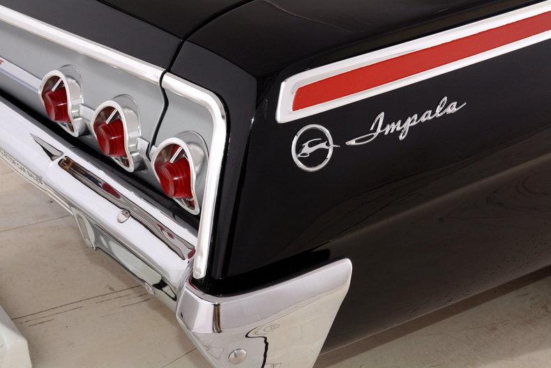 1962 Chevrolet Impala Image 59