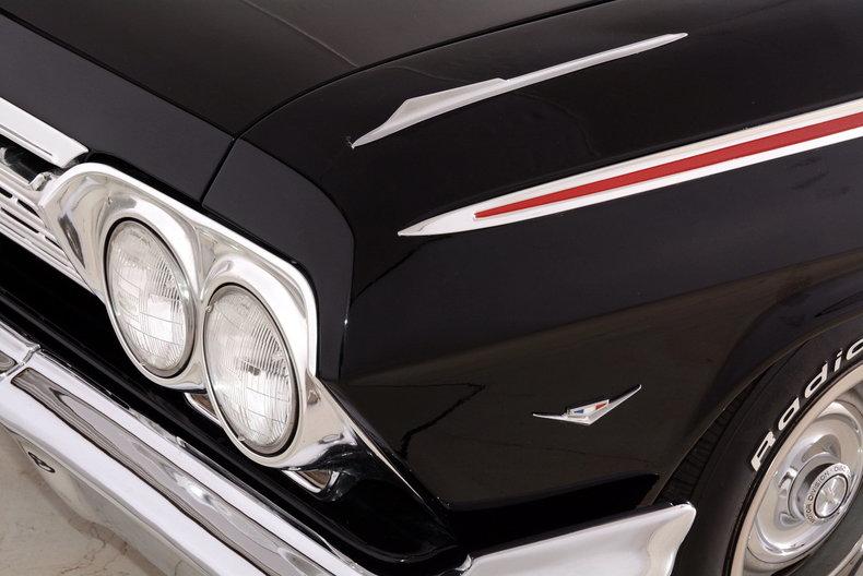 1962 Chevrolet Impala Image 71