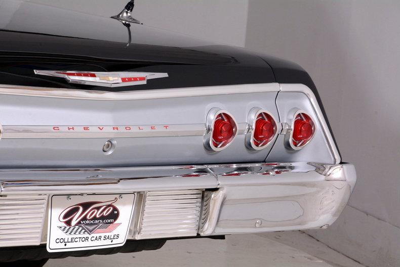 1962 Chevrolet Impala Image 76