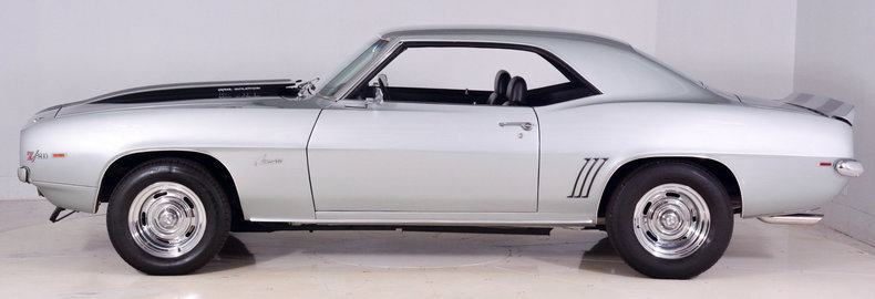 1969 Chevrolet Camaro Image 55