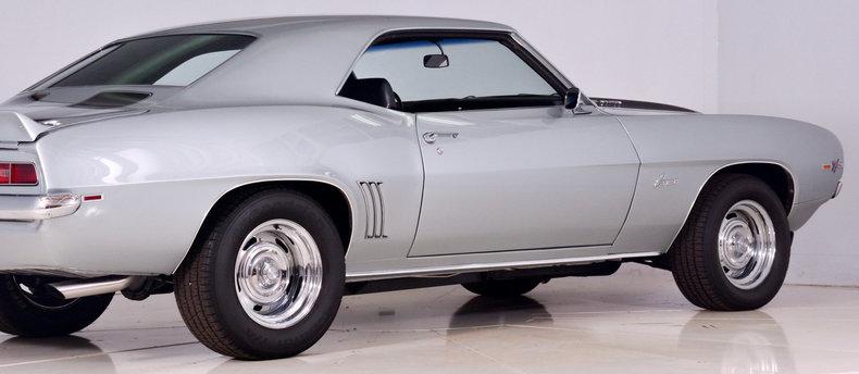 1969 Chevrolet Camaro Image 70