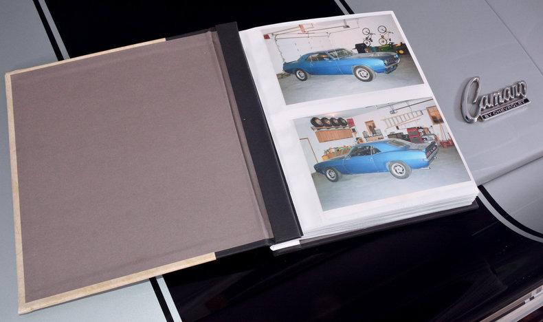 1969 Chevrolet Camaro Image 71