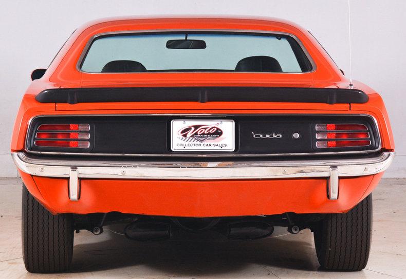1970 Plymouth Cuda Image 5