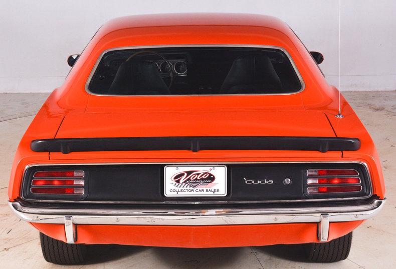 1970 Plymouth Cuda Image 17