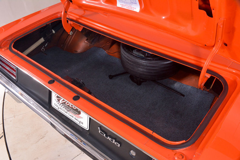 1970 Plymouth Cuda Image 32