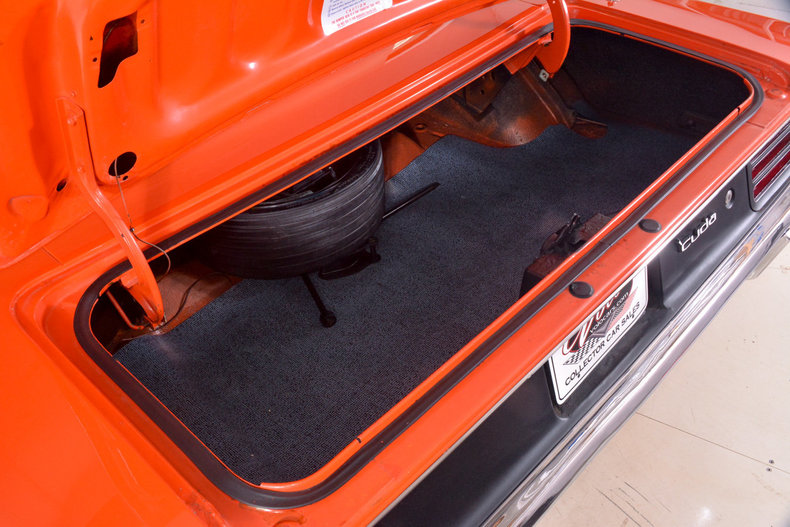 1970 Plymouth Cuda Image 44